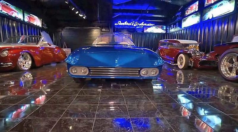 Predicta - Darrill Starbird - 1956 tbird radical bubble top custom 17098410