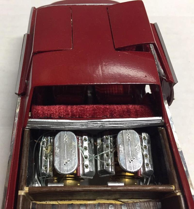 Vintage built automobile model kit survivor - Hot rod et Custom car maquettes montées anciennes - Page 8 17103410