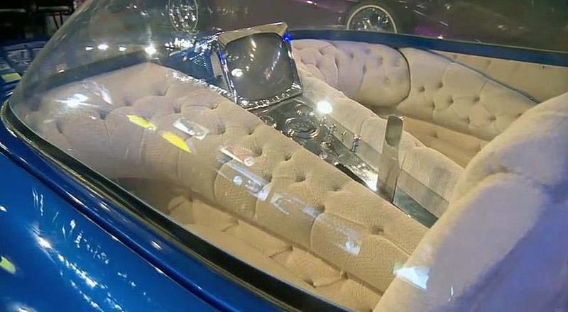 Predicta - Darrill Starbird - 1956 tbird radical bubble top custom 17155210
