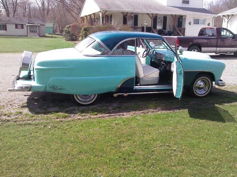 Ford 1949 - 50 - 51 (shoebox) custom & mild custom galerie - Page 25 1717