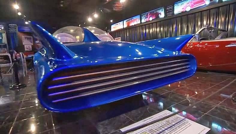 Predicta - Darrill Starbird - 1956 tbird radical bubble top custom 17191410