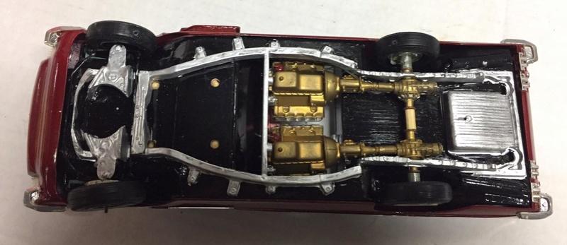 Vintage built automobile model kit survivor - Hot rod et Custom car maquettes montées anciennes - Page 8 17191610