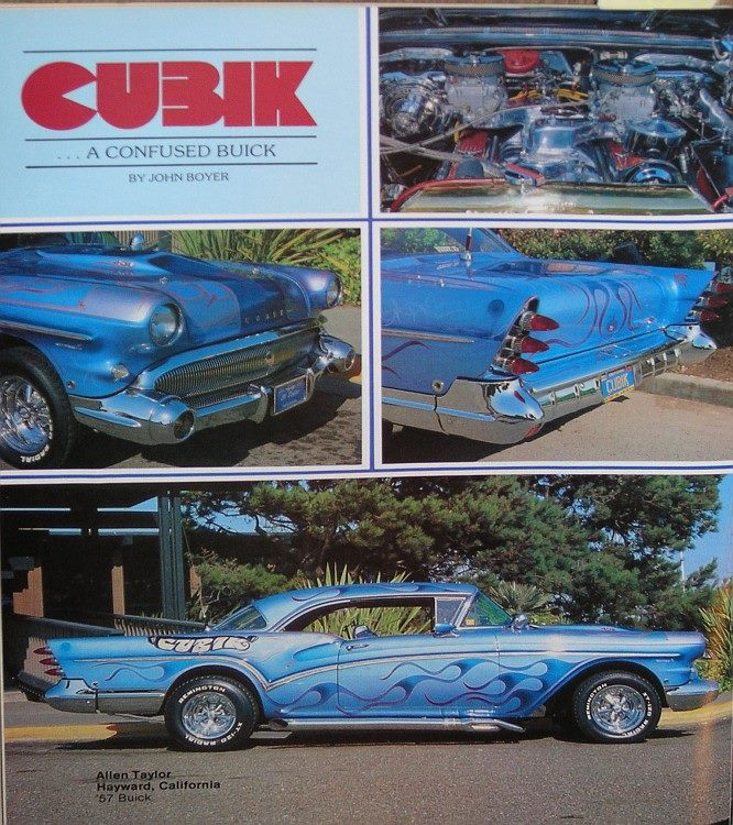 1950's GM Street Machine 17200810