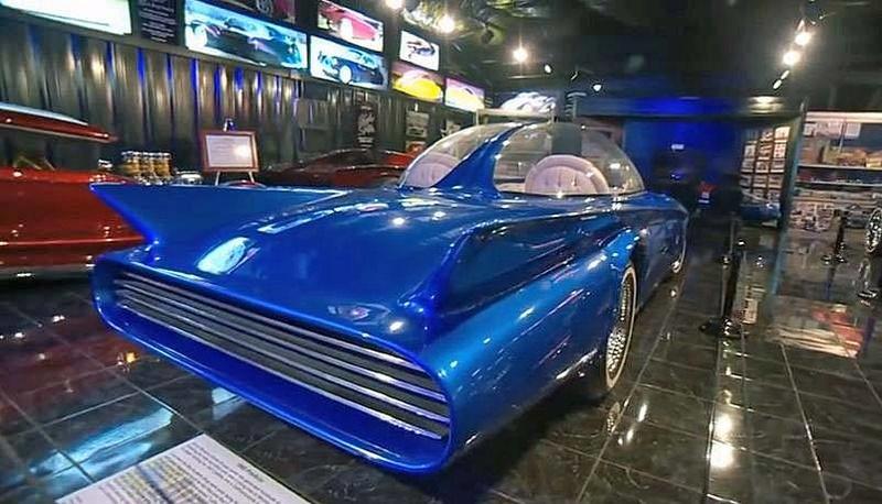 Predicta - Darrill Starbird - 1956 tbird radical bubble top custom 17201210