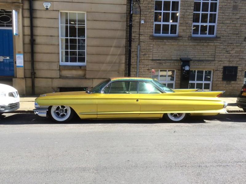 Cadillac 1961 - 1968 Custom & mild custom - Page 4 17203010