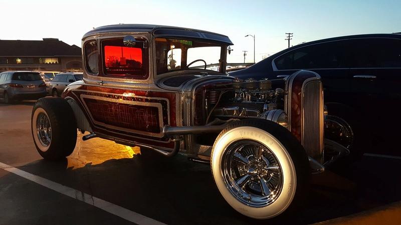 Kaleidos Koop - Mike Salvador - Ford A 1930 17359412