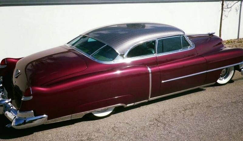 Cadillac 1948 - 1953 custom & mild custom - Page 4 17523111