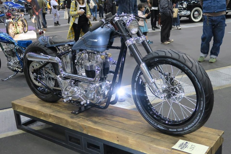 2017 NAGOYA SPEED AND CUSTOM SHOW  17523411