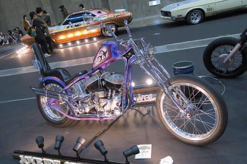 2017 NAGOYA SPEED AND CUSTOM SHOW  17523412