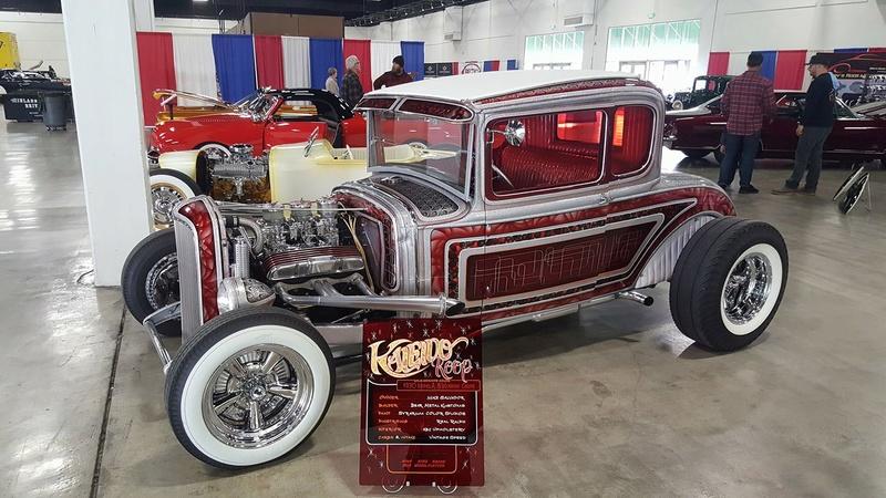Kaleidos Koop - Mike Salvador - Ford A 1930 17546710