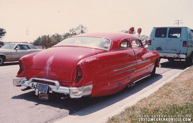 Mercury 1949 - 51  custom & mild custom galerie - Page 32 17553610