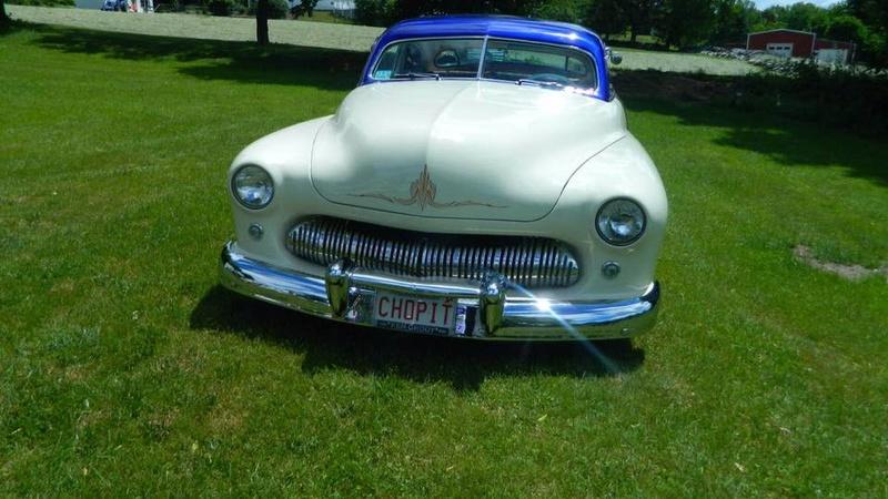 Mercury 1949 - 51  custom & mild custom galerie - Page 32 17554310
