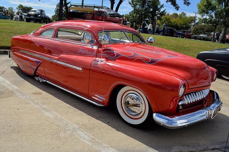 Mercury 1949 - 51  custom & mild custom galerie - Page 32 17626410