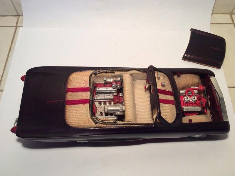 Vintage built automobile model kit survivor - Hot rod et Custom car maquettes montées anciennes - Page 8 17814211
