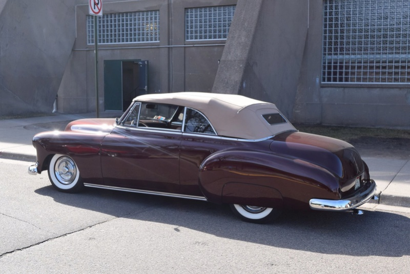Chevy 1949 - 1952 customs & mild customs galerie - Page 24 17834412
