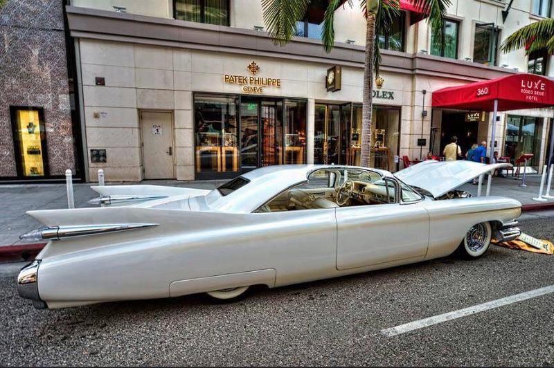 Cadillac 1959 - 1960 custom & mild custom - Page 4 17884310