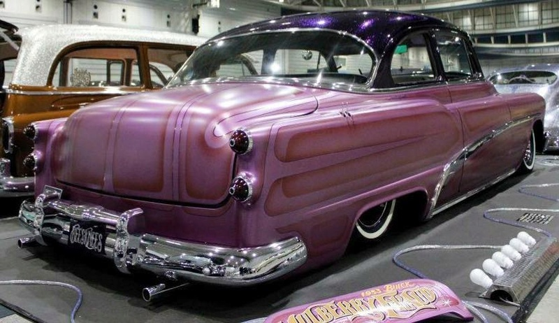 Buick 1950 -  1954 custom and mild custom galerie - Page 8 17884510