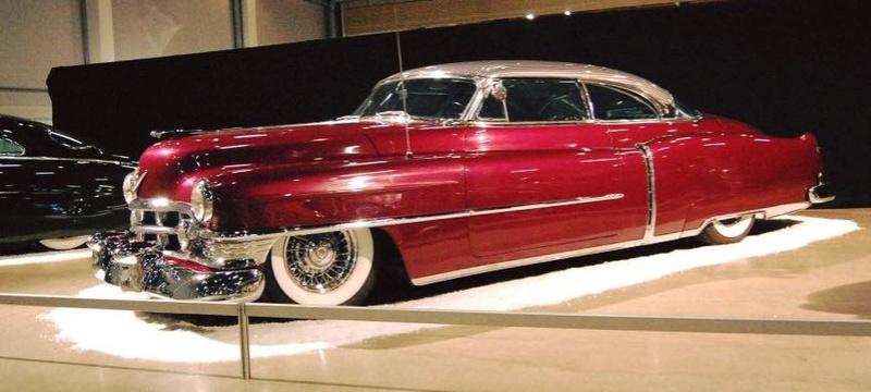 Cadillac 1948 - 1953 custom & mild custom - Page 4 17903310