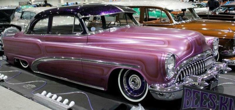 Buick 1950 -  1954 custom and mild custom galerie - Page 8 17904111