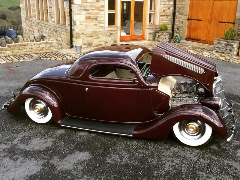 Ford 1935 - 38 custom & mild custom - Page 5 18077310