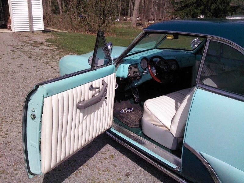 Ford 1949 - 50 - 51 (shoebox) custom & mild custom galerie - Page 25 1815