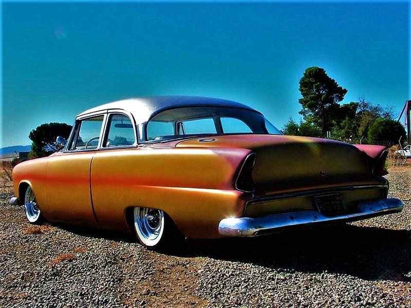 Plymouth & Desoto diplomat 1955 - 1956 custom & mild custom - Page 2 18157810