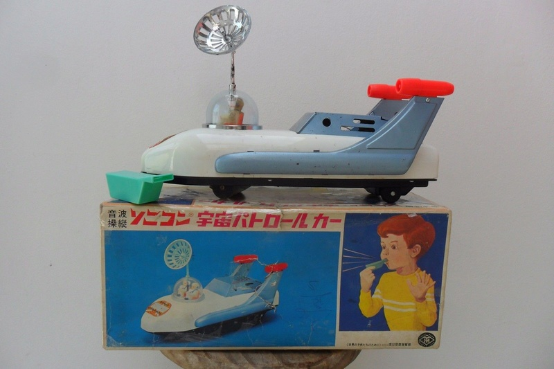 Spaceship & Otherspace  - japan tole 1819