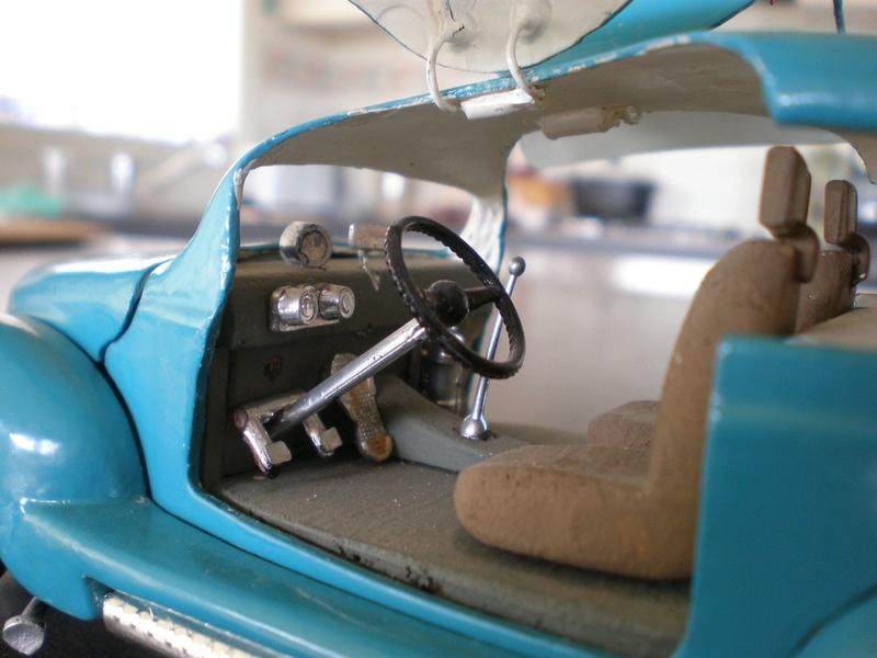 Vintage built automobile model kit survivor - Hot rod et Custom car maquettes montées anciennes - Page 9 18238110