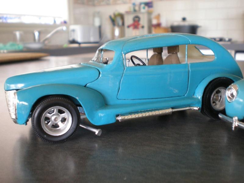 Vintage built automobile model kit survivor - Hot rod et Custom car maquettes montées anciennes - Page 9 18278210