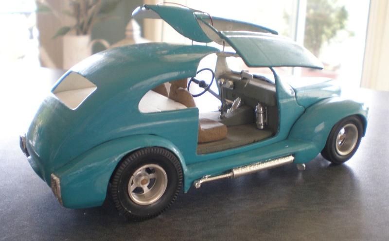Vintage built automobile model kit survivor - Hot rod et Custom car maquettes montées anciennes - Page 9 18278310