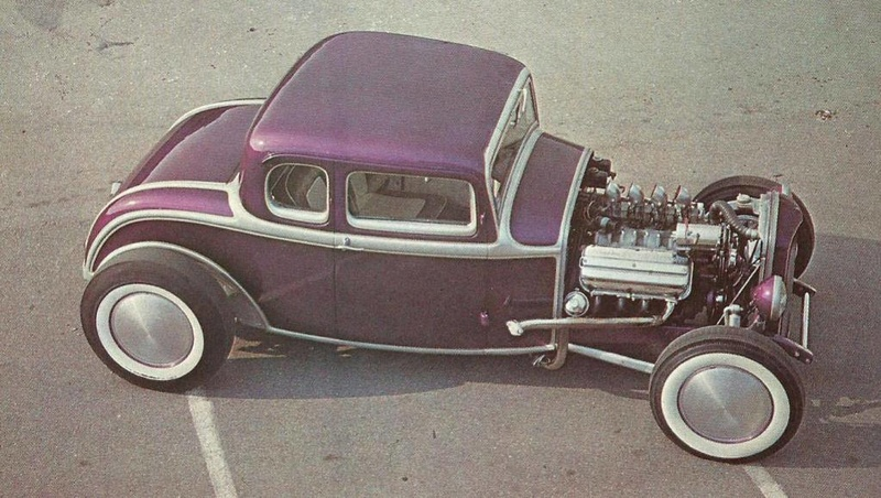 1932 Ford hot rod - Page 13 18278510
