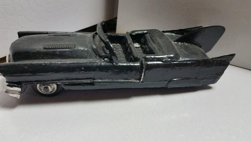 Vintage built automobile model kit survivor - Hot rod et Custom car maquettes montées anciennes - Page 9 18278710