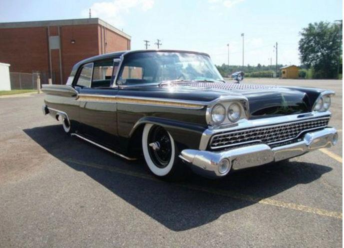 Ford 1959 custom & mild custom - Page 3 18402611