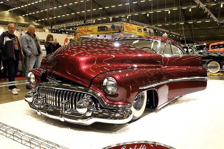 Buick 1950 -  1954 custom and mild custom galerie - Page 9 18582010