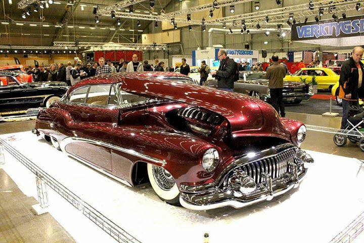 Buick 1950 -  1954 custom and mild custom galerie - Page 9 18620310