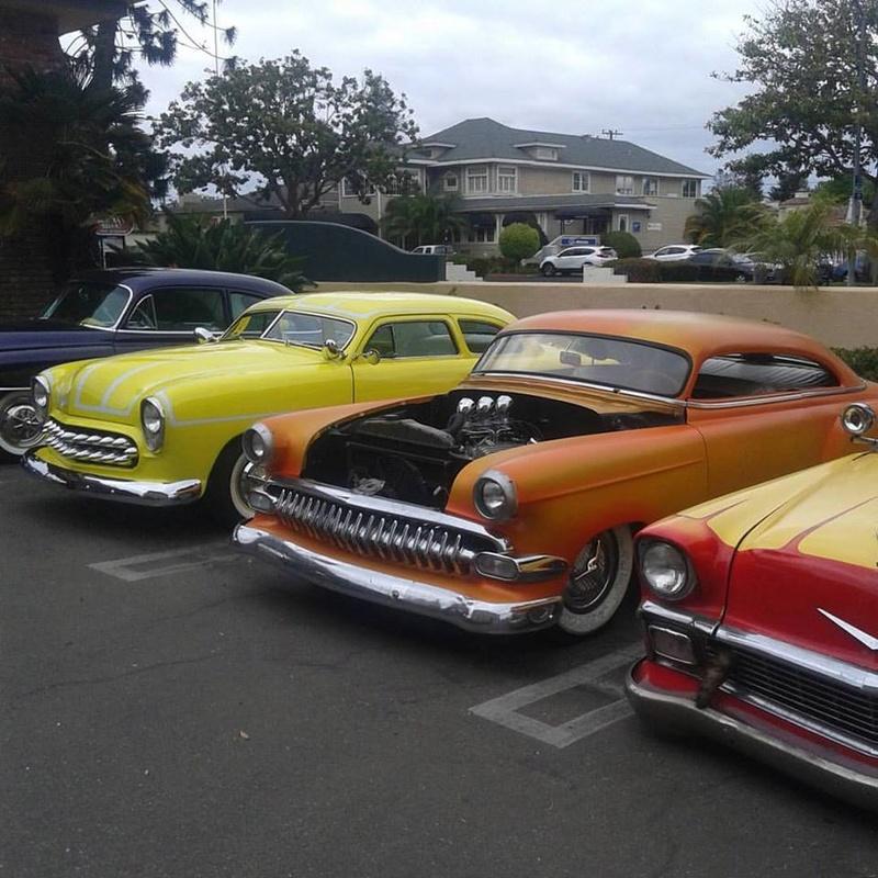 Santa Maria - Beatniks 25 th Anniversary West Coast customs cruisin national  - May 2017 18699810