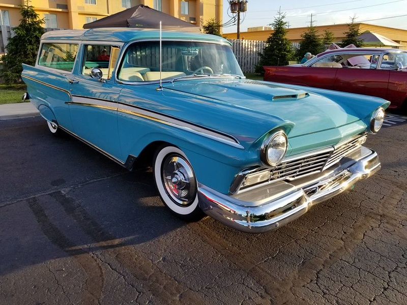 custom car revival in Indiana Juin 2017  June 2017 18920410