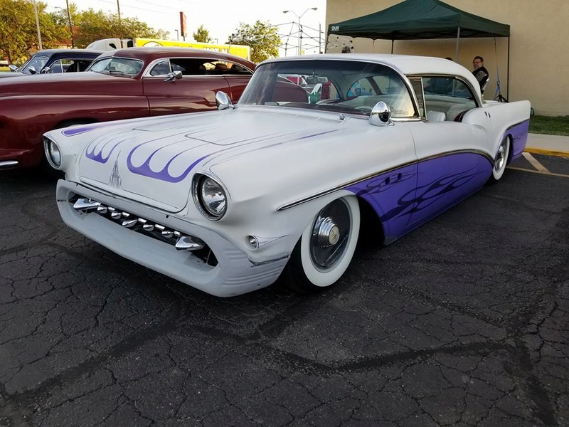 custom car revival in Indiana Juin 2017  June 2017 18920614