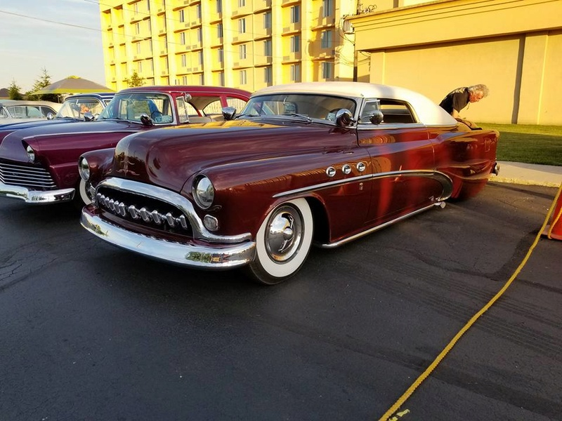 custom car revival in Indiana Juin 2017  June 2017 18920615