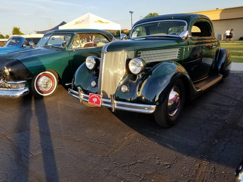 custom car revival in Indiana Juin 2017  June 2017 18921612