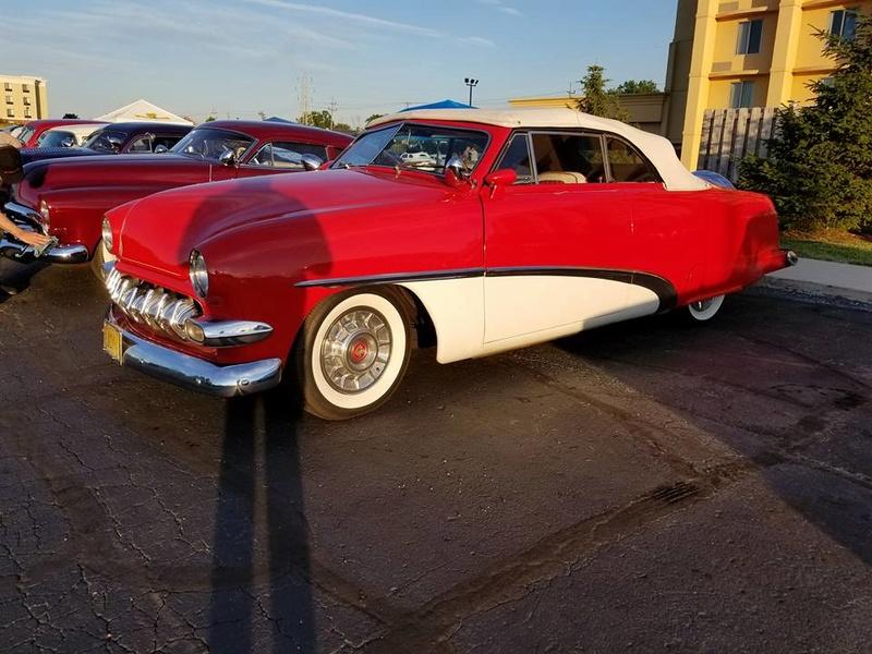 custom car revival in Indiana Juin 2017  June 2017 18921614