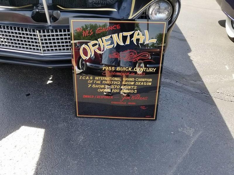 custom car revival in Indiana Juin 2017  June 2017 18922113