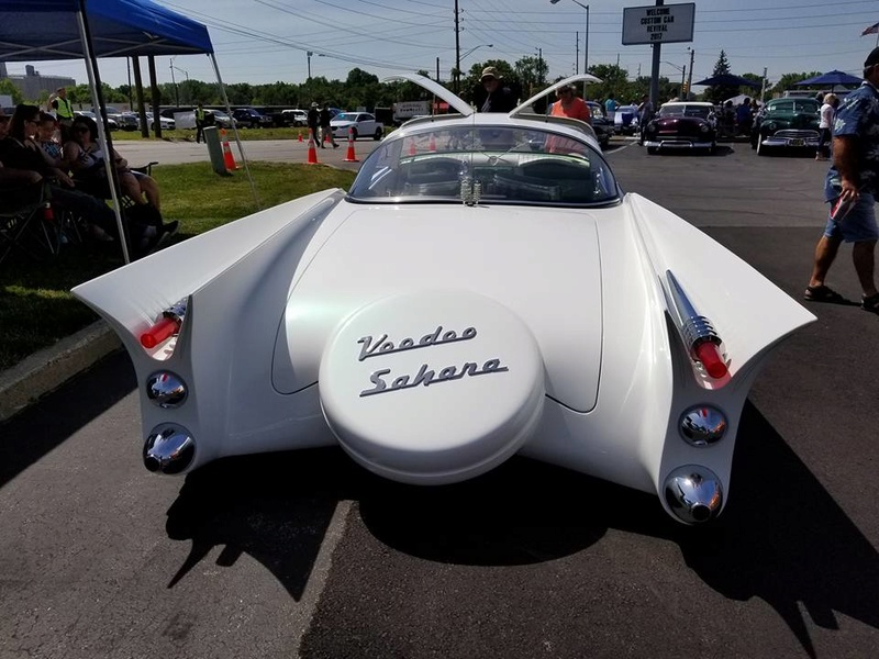 custom car revival in Indiana Juin 2017  June 2017 18950914