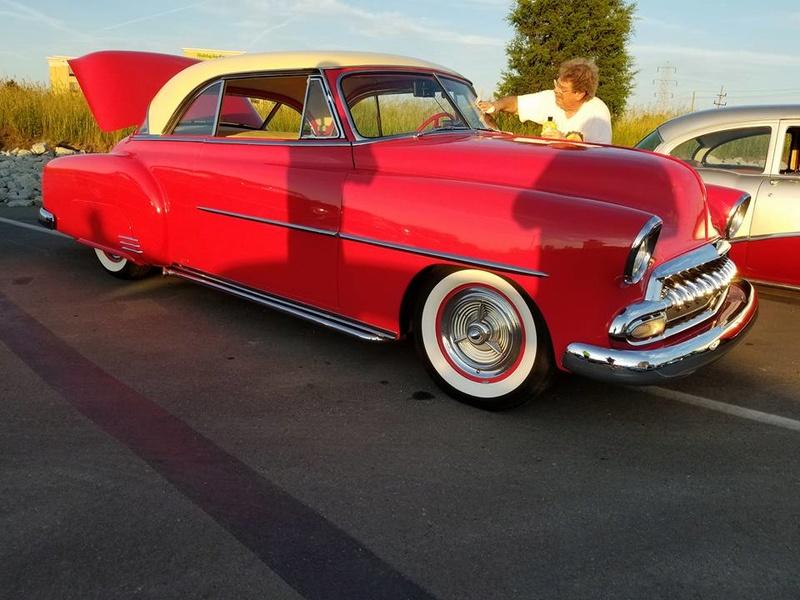 custom car revival in Indiana Juin 2017  June 2017 18951014