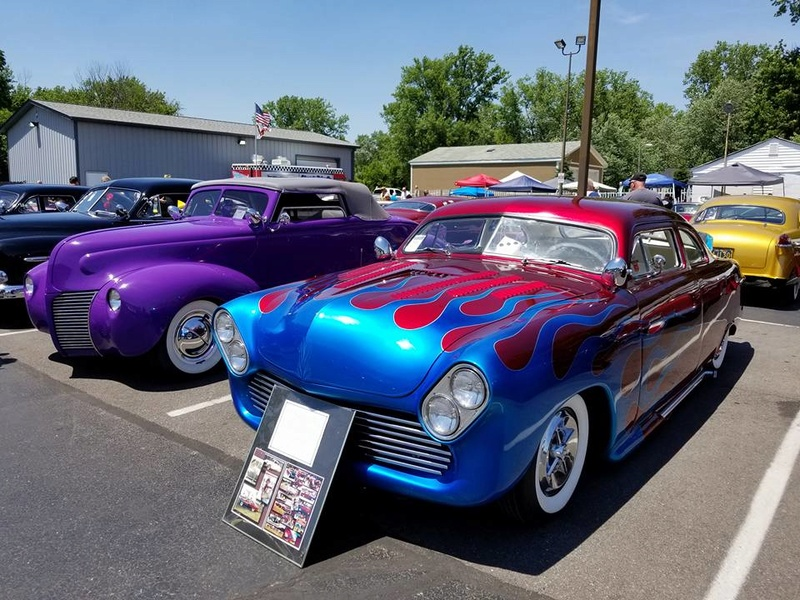 custom car revival in Indiana Juin 2017  June 2017 18951225