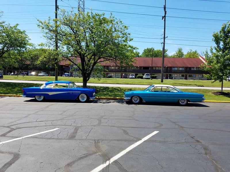 custom car revival in Indiana Juin 2017  June 2017 18951311