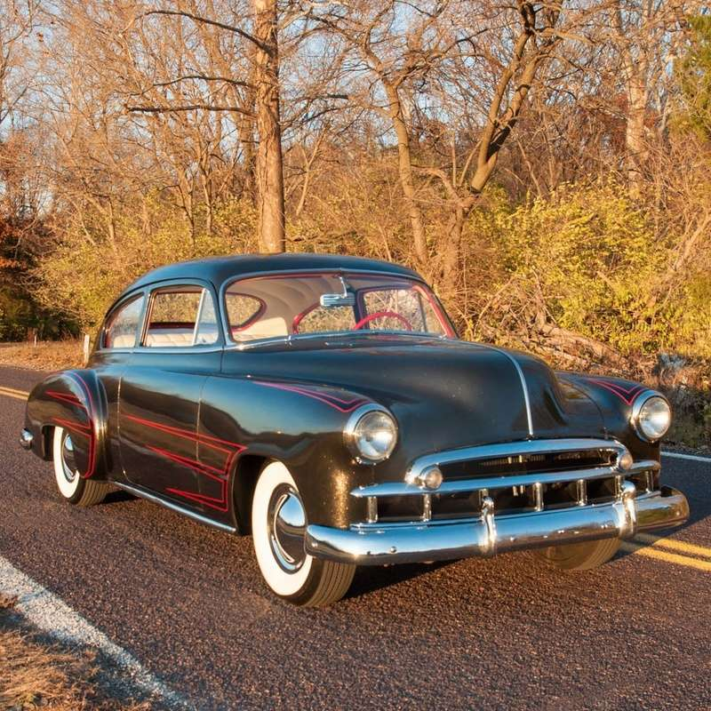 Chevy 1949 - 1952 customs & mild customs galerie - Page 24 19005910