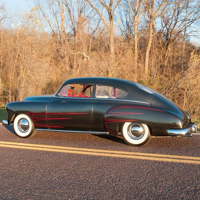 Chevy 1949 - 1952 customs & mild customs galerie - Page 25 19015310