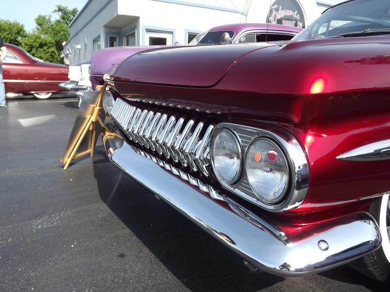 custom car revival in Indiana Juin 2017  June 2017 19023414