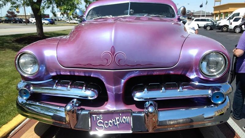 custom car revival in Indiana Juin 2017  June 2017 19030510